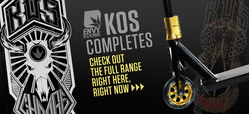 KOS completes, check out the range...